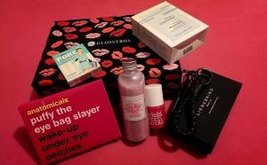 Die Glossybox zum Valentinstag