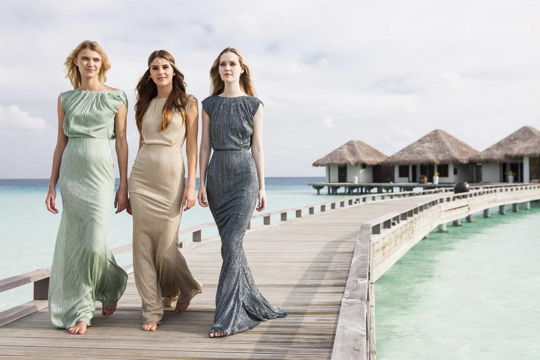 """Ivana (18), Jolina (17) und Stefanie (17) schreiten stolz in das """"Germany's next Topmodel""""-Finale. Foto: © ProSieben/ Boris Breuer"""