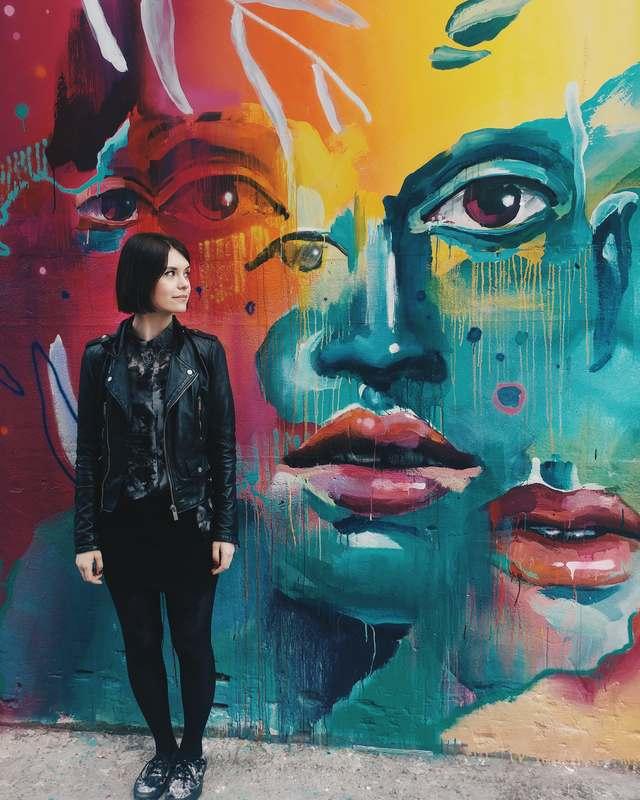 Lx factory Street Art Lissabon