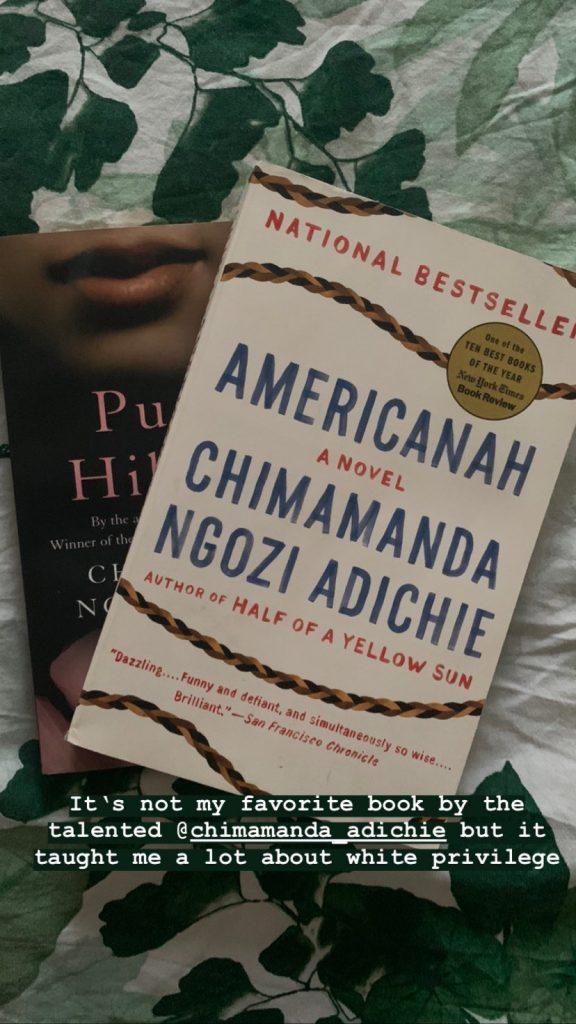 Adichie Americanah Buch Rassismus