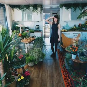 Pflanzenfreude.de Hausboot