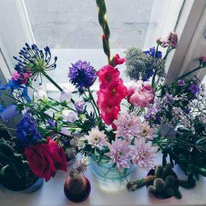 flowerywindowsill