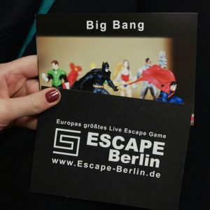 Escape Berlin Big Bang