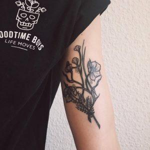 Tattoo von Valentin Tatauierung