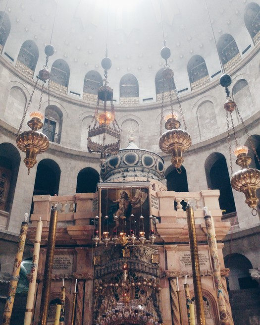 Grabeskirche - Jerusalem