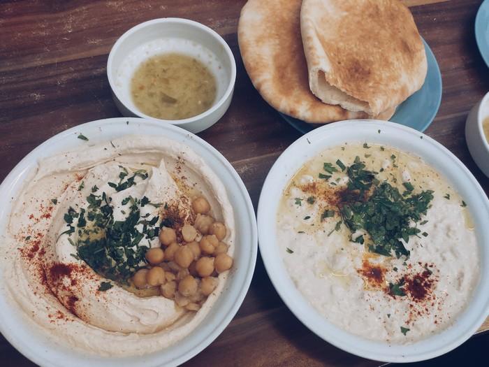 Hummus Tel Aviv