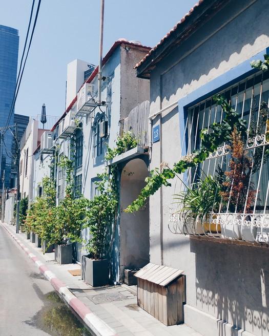 Neve Tzedek Tel Aviv