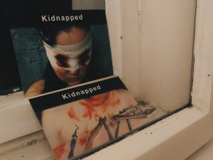 Kidnapped Escape Game Berlin Flyer