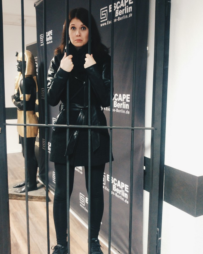 Kidnapped Escape Game Berlin Ines