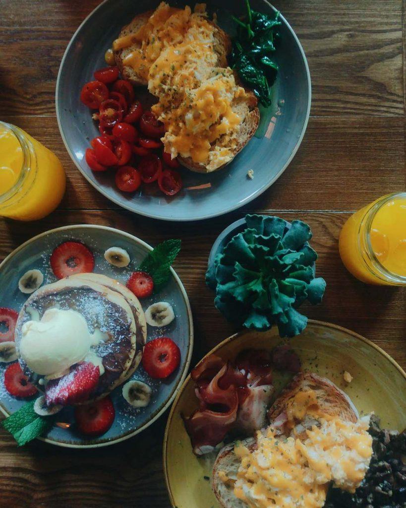 Zenith Porto Frühstück