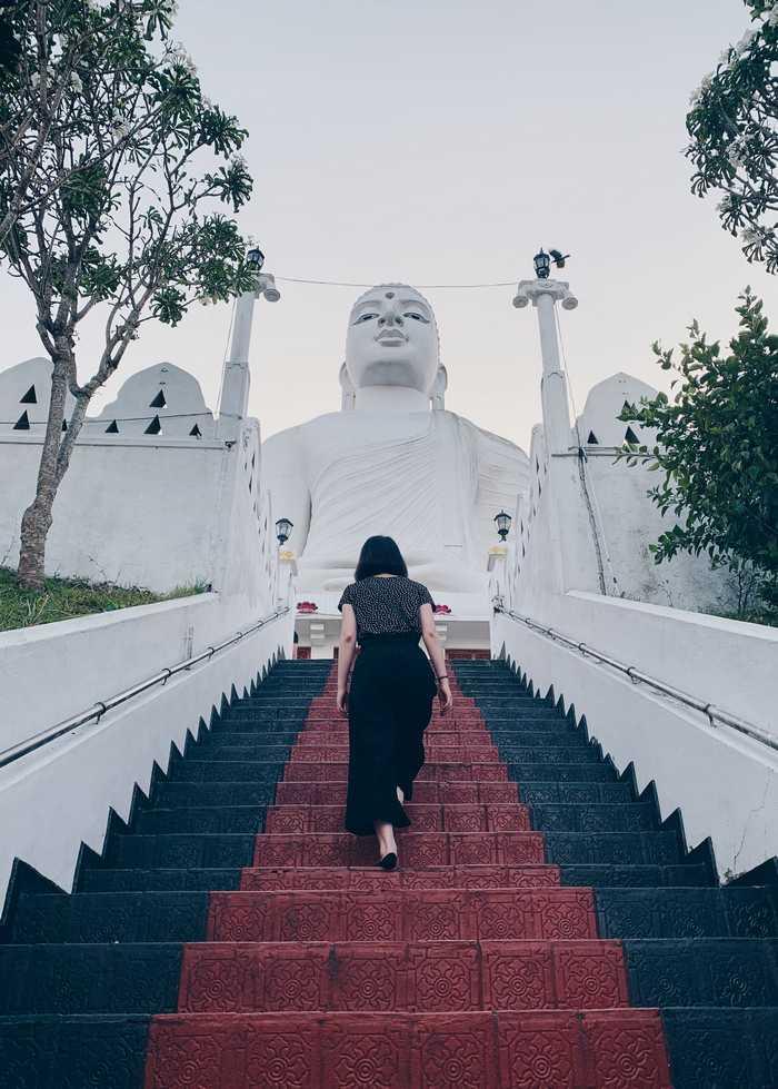 Buddha Statue Kandy