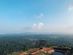 Sigiriya-Lion-Rock-Ausblick