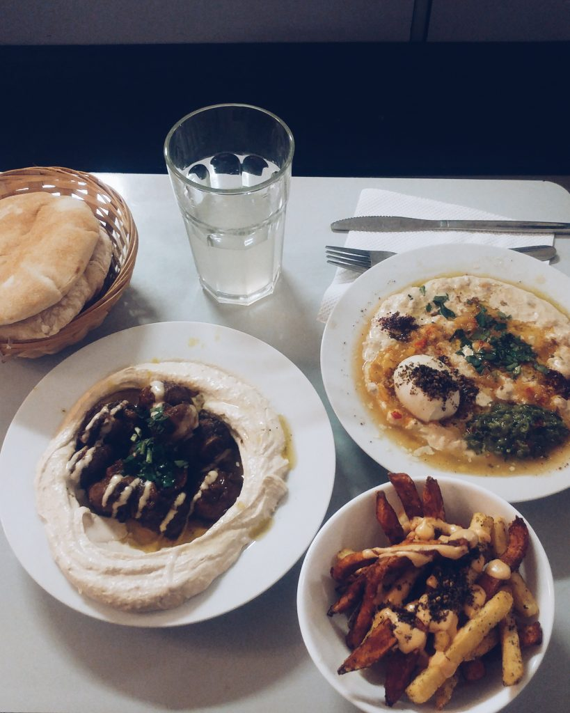 Kanaan Hummus in Berlin