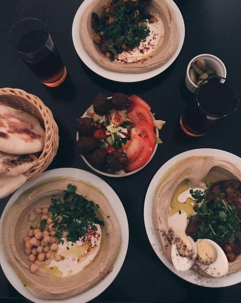 Shiloh Hummus in Berlin