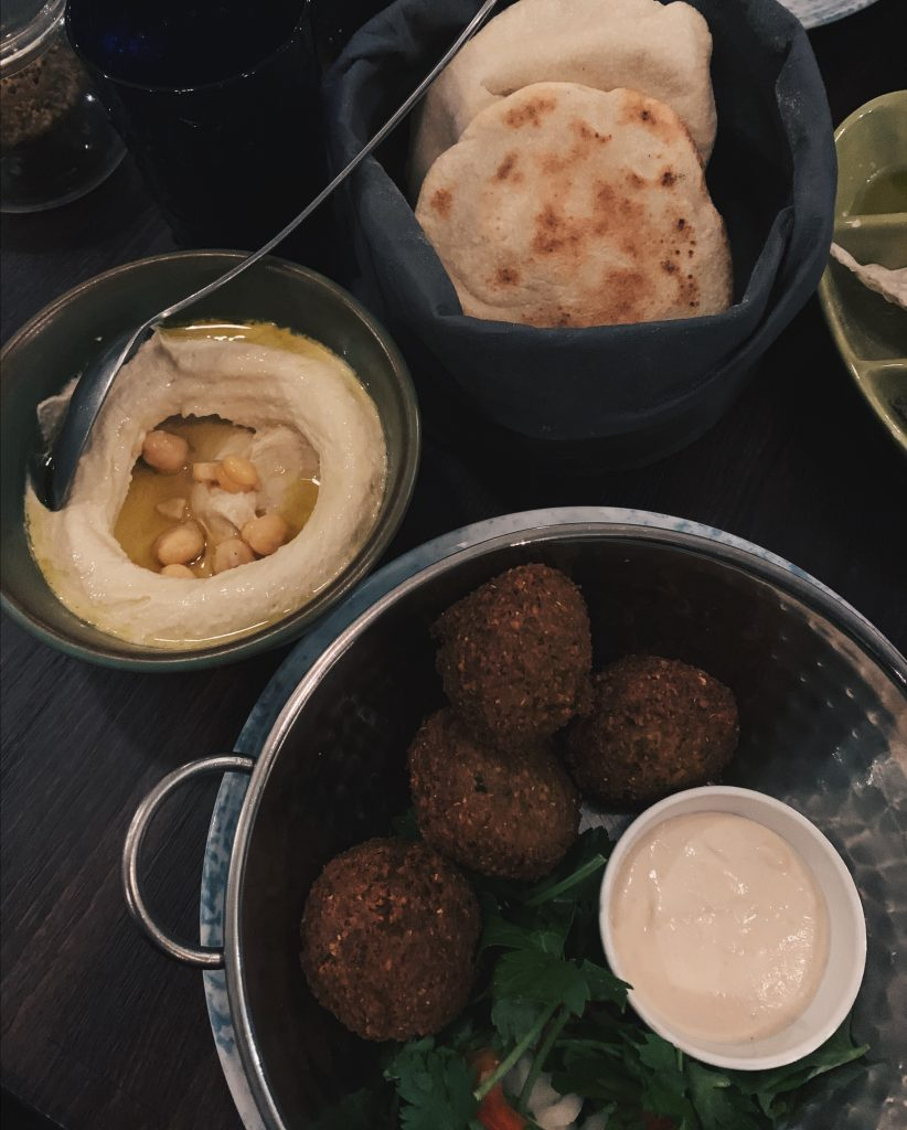 Sim Sim Hummus in Berlin