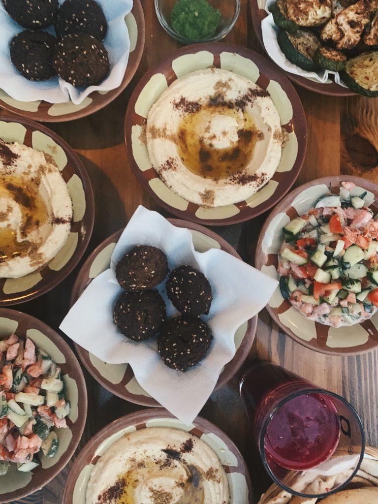 Alin Gaza Kitchen Hummus Berlin