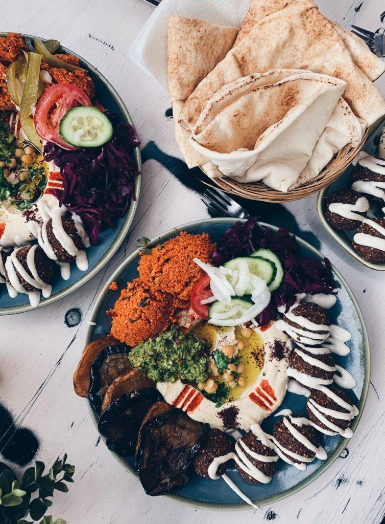 Hummusapiens Hummus in Berlin