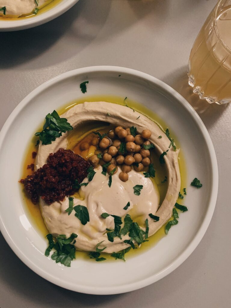Kitten Deli Hummus Berlin Neukölln