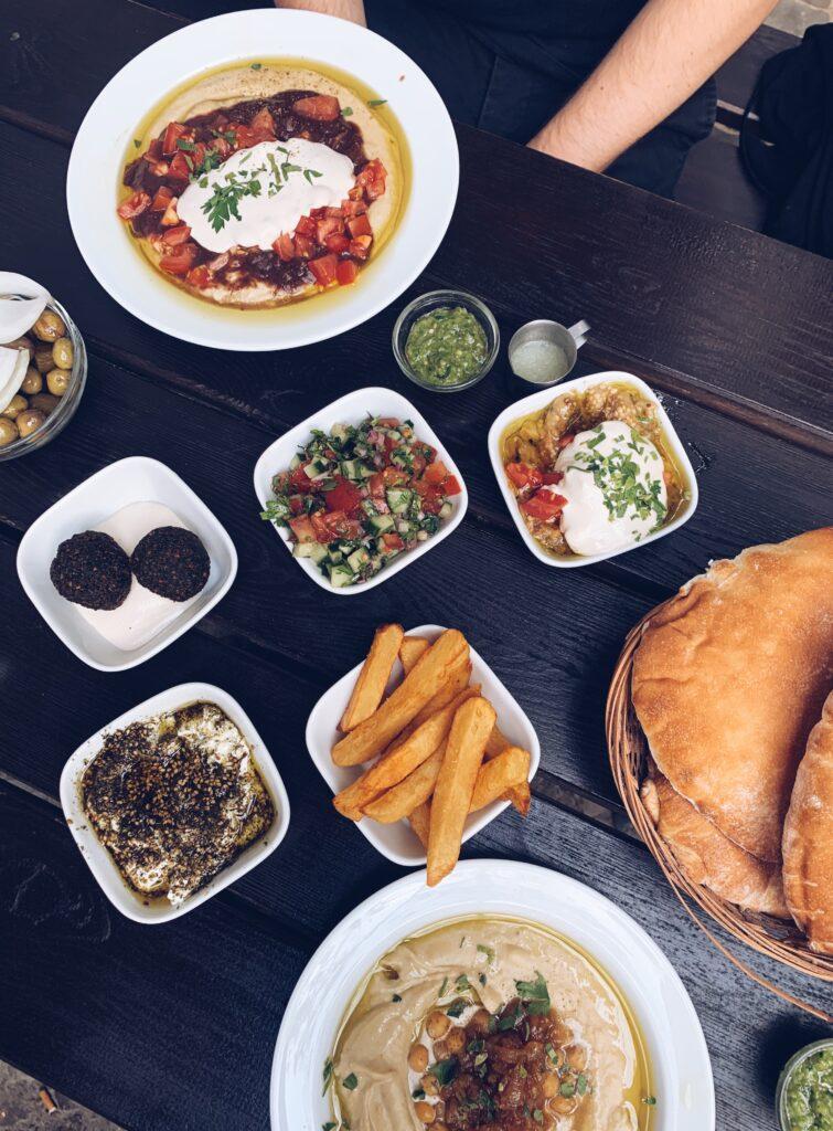 Zula Restaurant Hummus Berlin