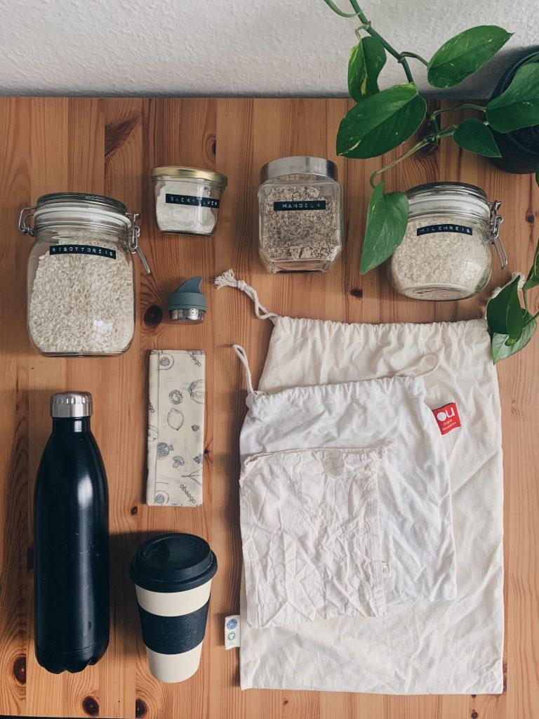 Alltag nachhaltiger gestalten Symbolbild Küche