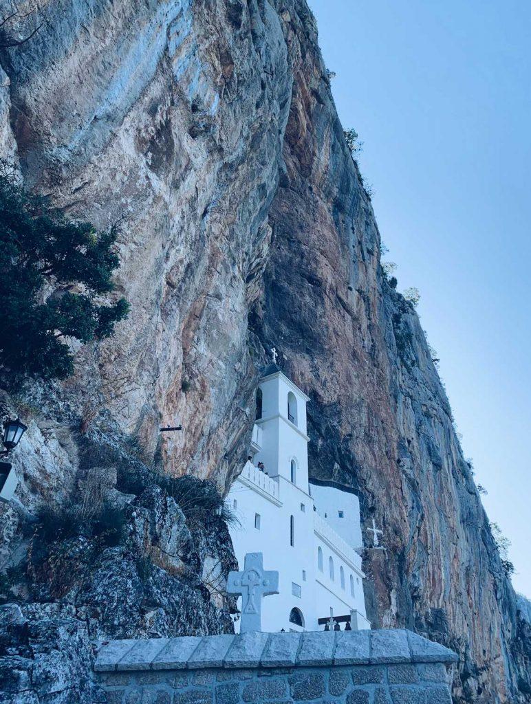 Ostrog Kloster Montenegro