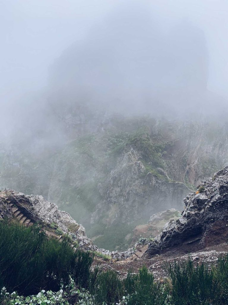 Madeira PR 1 Nebel
