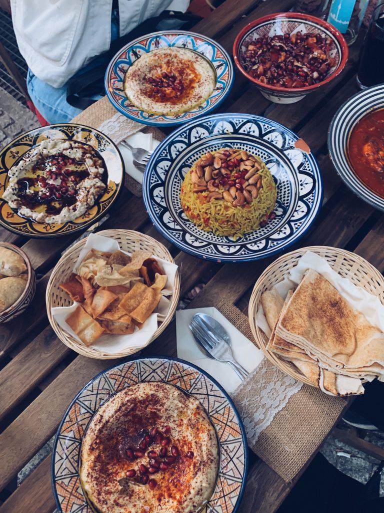 Aleppo Supper Club Hummus Berlin