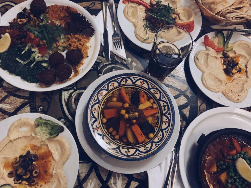 Baraka Hummus in Berlin