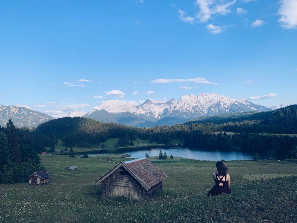 Garmisch-Partenkirchen Geroldsee Alpenwelt Karwendel