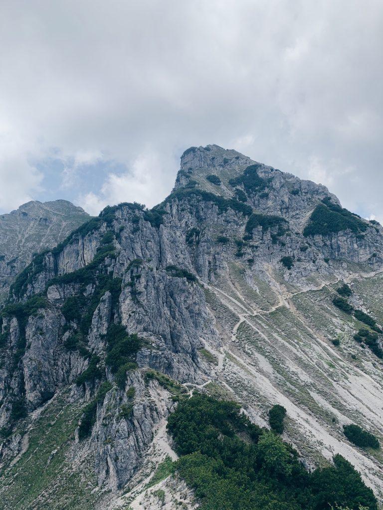 Garmisch-Partenkirchen Kramerspitz Route